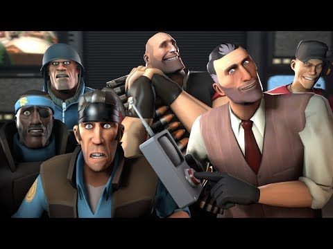 Secret Lives 2: Red's Revenge [SFM]