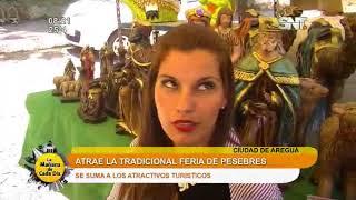 El boom de los pesebres a tamaño natural en Areguá