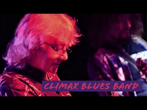 Going To New York - Climax Blues Band 50th Anniversary