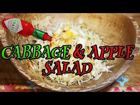 miso-soup-for-longevity-長寿の味噌汁-|-キャベツとリンゴのサラダ-cabbage-and-apple-salad-#30
