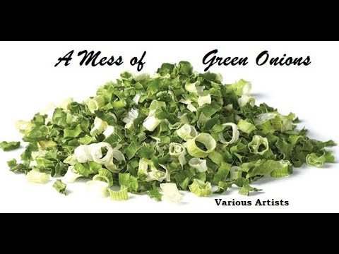 A Mess of Green Onions  various artists