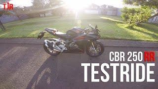 HONDA CBR 250 RR TESTRIDE (bukan review)