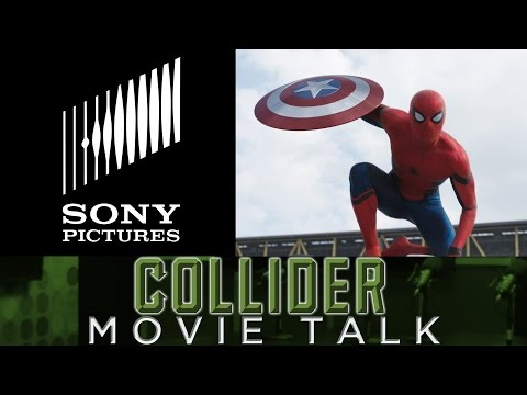 Collider Movie Talk - Sony Pictures Chairman Talks Spider-Man, Marvel Relationship