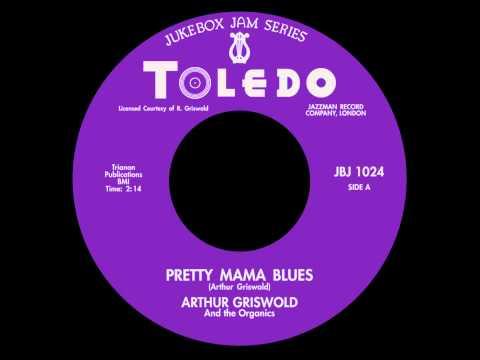 Arthur Griswold - Pretty Mama Blues