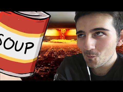 Intentando SOBREVIVIR a UN APOCALIPSIS NUCLEAR !! - ElChurches