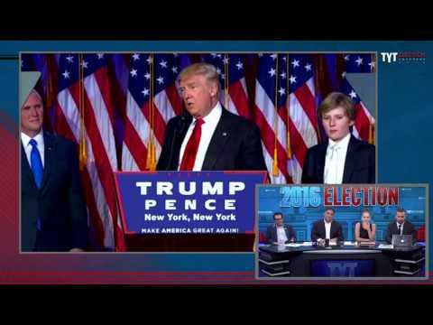 Trump's Victory Speech