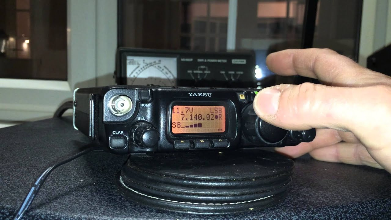 FT817nd review