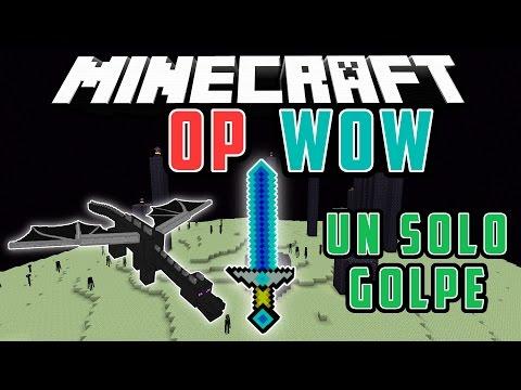 моды на майнкрафт op wow mod #8