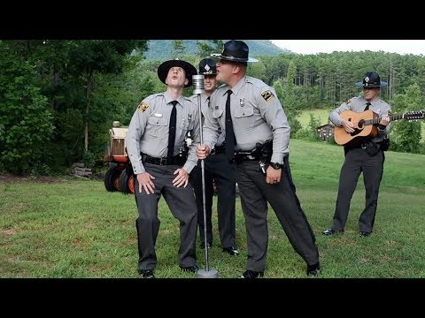 NC State Highway Patrol honors one of its own in #LipSyncChallenge