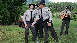 NC State Highway Patrol troopers honor one of their own in #LipSyncChallenge video
