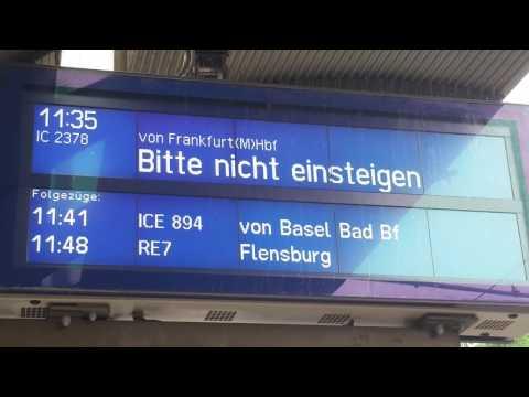 Blechelse aus Hamburg Dammtor | Kieler Zug