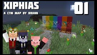 Xiphias - Episode 1 - A ROUGH START!