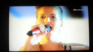 Chiara x factor somewhere over the rainbow