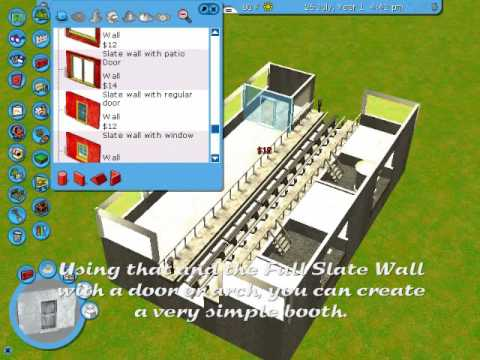 RCT3 Station Tutorial) Simply Amazing Designs: The Basic Station