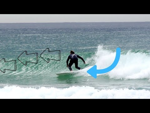 Start Performing Big Turns In The Surf With These Tips