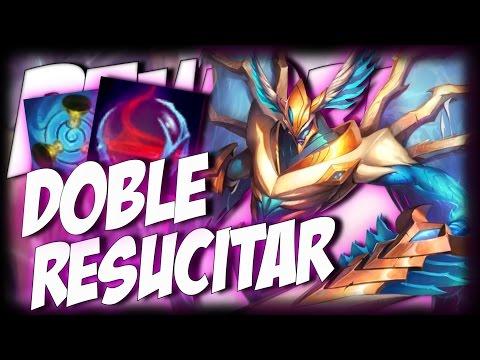 ¡EL REWORK DE AATROX ESTÁ ROTÍSIMO! | DOBLE RESUCITAR TACTIC | Garmy