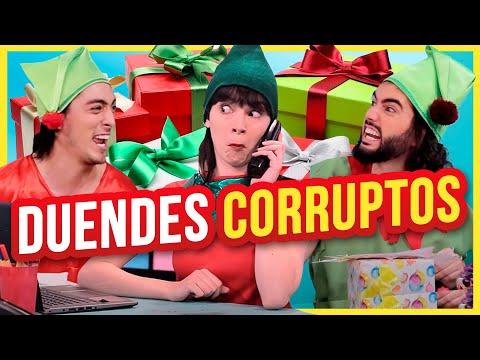 DUENDES CORRUPTOS - ESPECIAL DE NAVIDAD   Hecatombe en vivo - Hecatombe Producciones