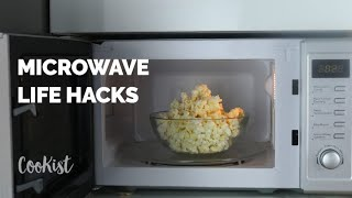 5 microwave life hacks you have to try now!