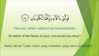 Qs 5516 Surah 55 Ayat 16 Qs Ar Rahmaan Tafsir Alquran