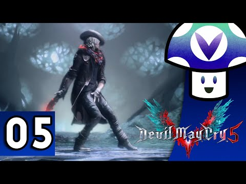 [Vinesauce] Vinny - Devil May Cry 5 (part 5) thumbnail