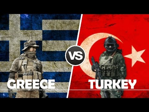 GREECE VS TURKEY - Military Power Comparison 2017