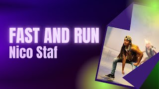 Nico Staf   Fast and Run / Free music (no copy right music)