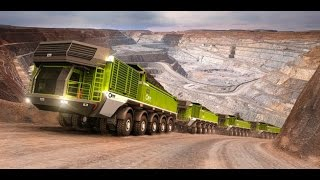 The longest and Extreme truck in the world