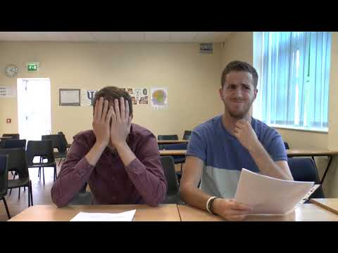 Easingwold Sixth Form Leavers' Video 2014
