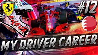 LAST SPRINT RACE!!! TOP 4 ALL SCRAP FOR THE WIN! - F1 MyDriver CAREER S8 PART 12: BAHRAIN