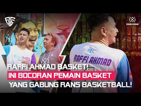 Download Raffi Ahmad Basket! Ini Bocoran Pemain Basket Yang Gabung RANS Basketball!