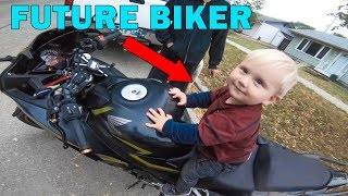 THIS IS WHY EVERYBODY LIKE MOTORCYCLES  | BIKERS ARE NICE | [EP. 58]