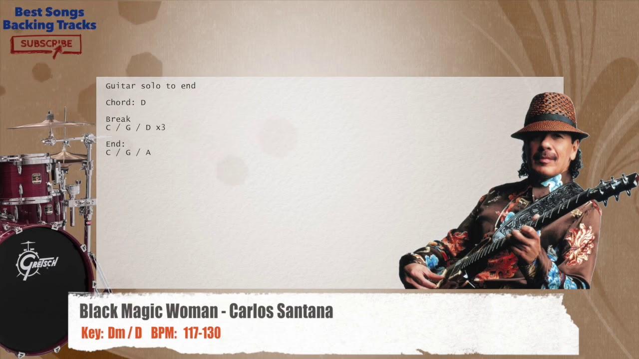 the magic in the music of carlos santana