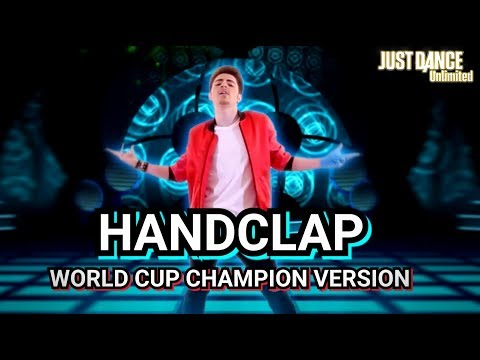 Just Dance Unlimited: HandClap - World Cup Champion Version | Umutcan Tütüncü (Official Gameplay)