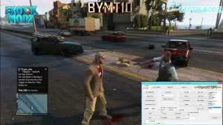 HACK TOOL GTA V 1.17 RPC GIVE 1MILLON [CEX-DEX] 1,000,000,000$$$ ByMt10