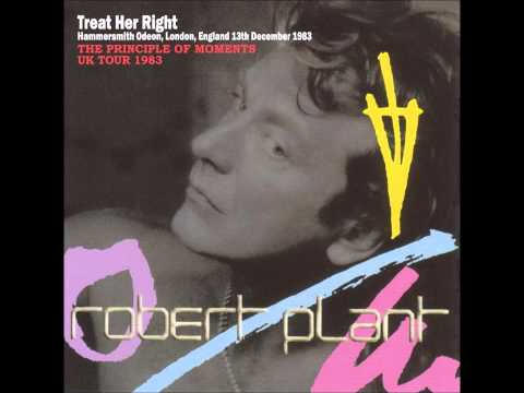 Robert Plant live (London 1983)