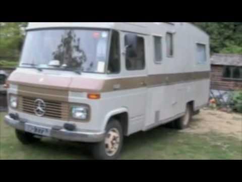 My Mercedes Camper Youtube