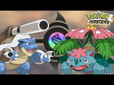 What If? Mega Venusaur & Mega Blastoise? Pokémon Masters - YouTube