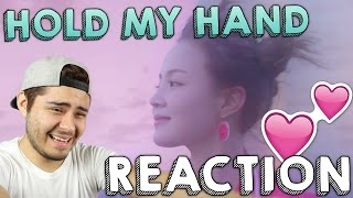 """LEE HI - """"손잡아 줘요 (HOLD MY HAND)"""" MV (REACTION) """"YOU CAN HOLD MY HAND ANYTIME!?"""""""