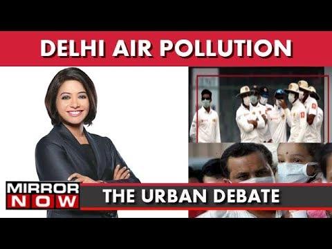 India VS Sri Lanka Test Match: Controversy On Delhi Air Pollution I The Urban Debate