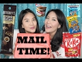 BUKA MAIL TIME! MAKAN SNACK IMPORT! YEAYY! 2017 / INDONESIA