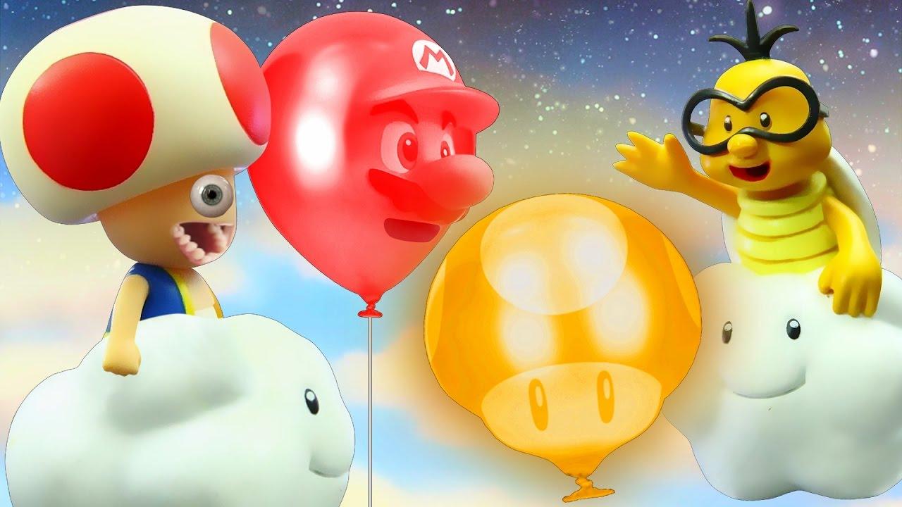Super Mario Fables Balloon Mushroom Ep 40 Doovi
