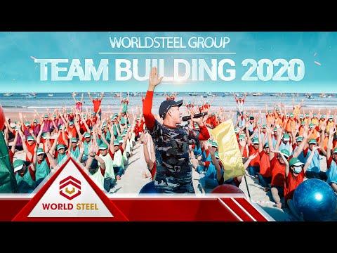 Team Building 2020 đầy ý nghĩa của đại gia đình WorldSteel Group