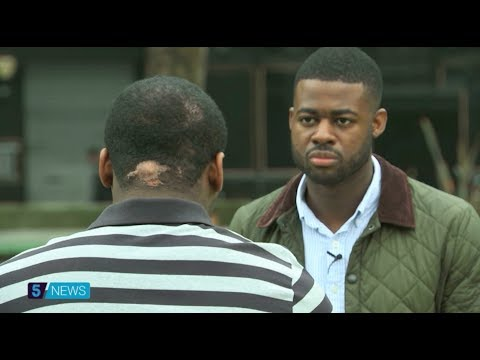 """My barber ruined my life"" - 5 News (Ben Hunte)"