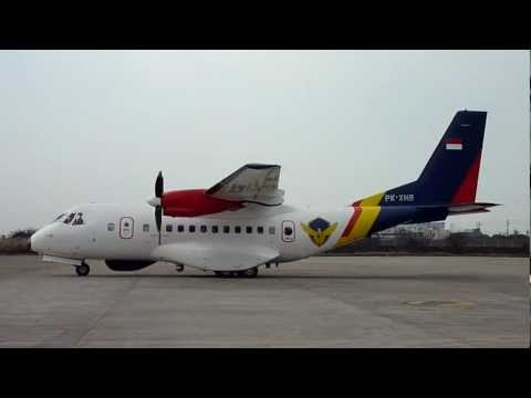 PK-XNB , Airtech CN-235-220M , South Korea - Coast Guard @ TaoYuan Airport , Taiwan