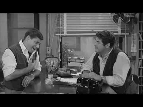 Jerry Lewis  Errand Boy  Don't Slam the Door! High Resolution