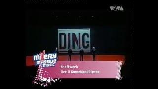 Kraftwerk - Sonne Mond Sterne (Live 2006 - Viva TV)