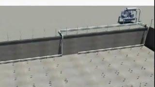 Hướng dẫn lắp đặt hệ thống thổi khí cho bể nước