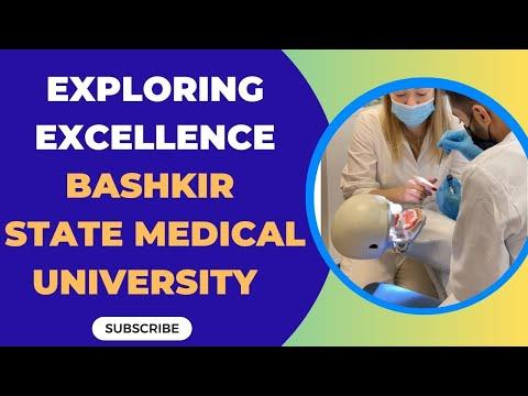 Bashkir State Medical University   Top MBBS University in Russia   Best Medical University in Russia