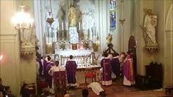 Eglise de l'Isle en Dodon - ordination diaconale le 10 décembre 2017