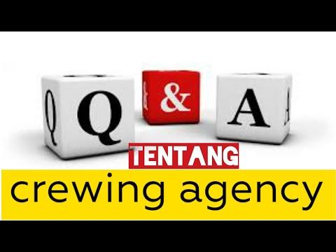 Q&A |Menjawab pertanyaan tentang crewing agent |Pelaut
